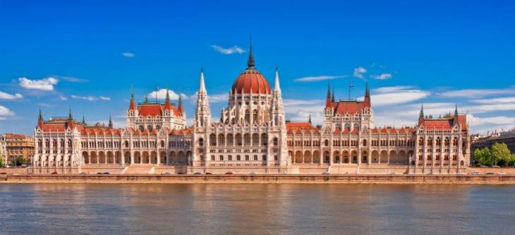Ungerska Parlamentet