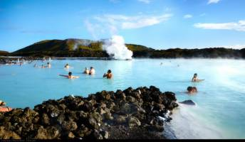 Topp 10 Hotell på Island