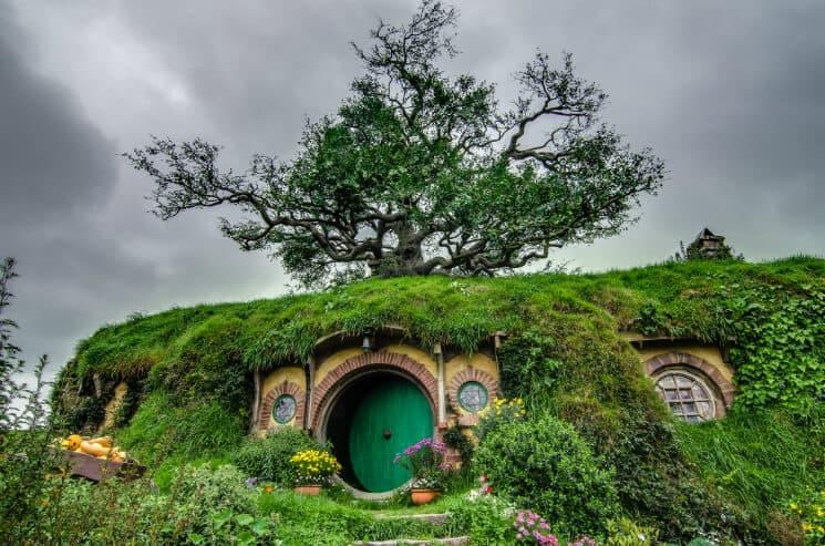Hobbiton Nya Zeeland