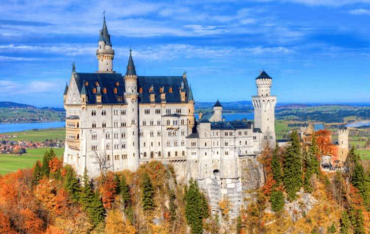 Neuschwanstein-Castle (1)