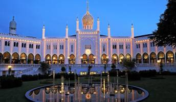 Topp 10 Hotell i Danmark