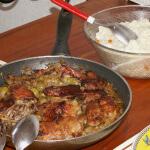 Chicken Yassa
