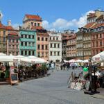 Gamla stan Warszawa