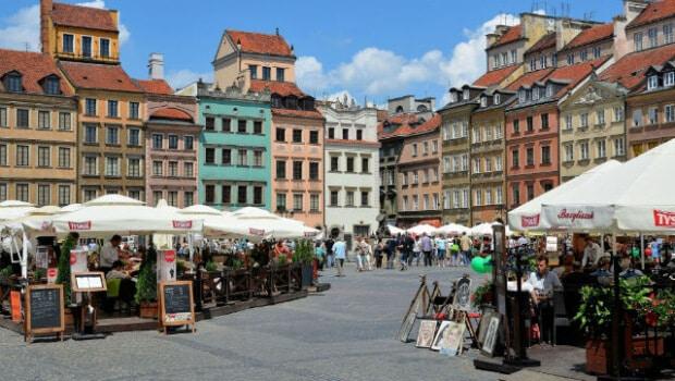 10 Saker att Se och Göra i Warszawa