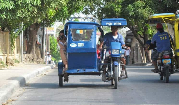 Boracay_Tricycles