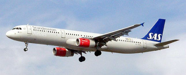 SAS flygbolag