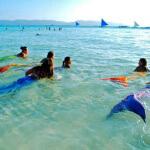 mermaid-swimming