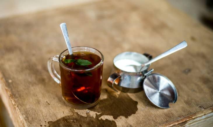 Bedouin tea