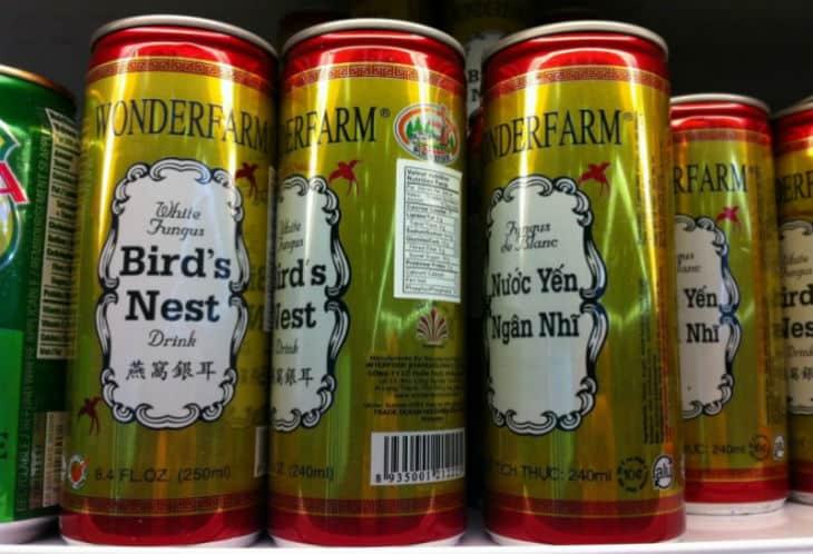 Birds Nest Drink