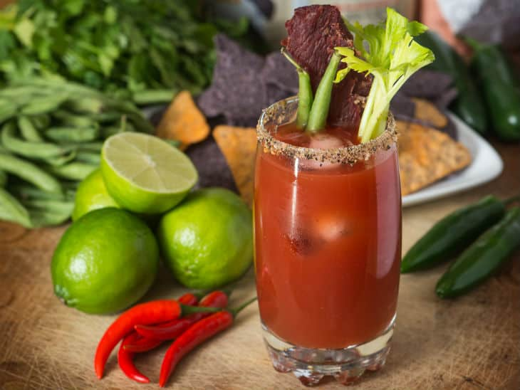 Bloody mary USA
