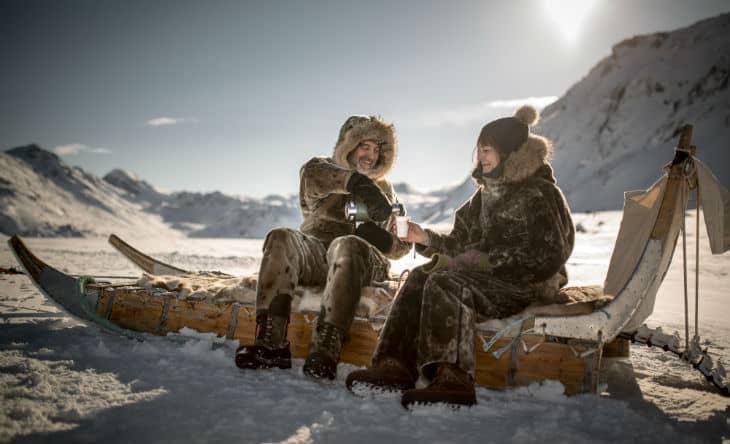 Grönländskt kaffe