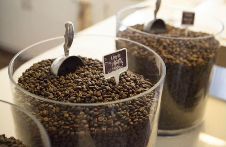 Kenyanskt kaffe