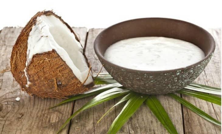 Kokosnötsmjölk
