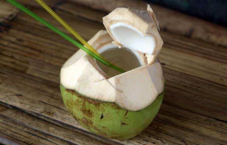 Kokosnötsvatten