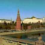 Kremlin Moskva