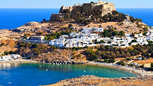 things to do on Rhodes