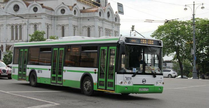 Moskva buss