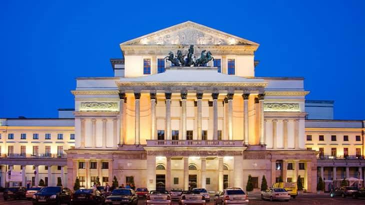 Operahuset i Warszawa