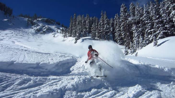 Taos skidor