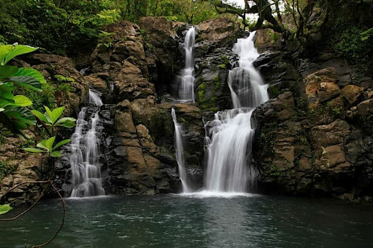 Taveuni vattenfall