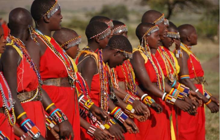 afrikansk stam