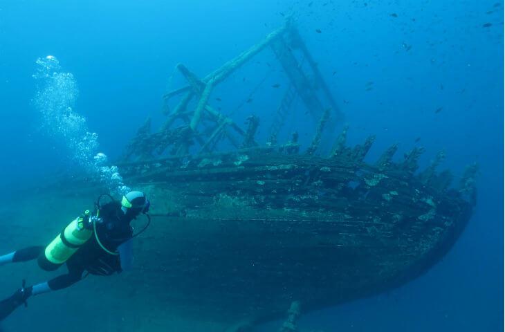 skeppsvrak