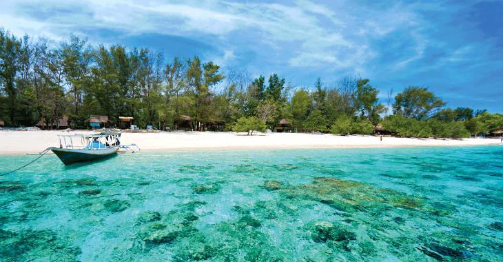 Giliöarna Lombok