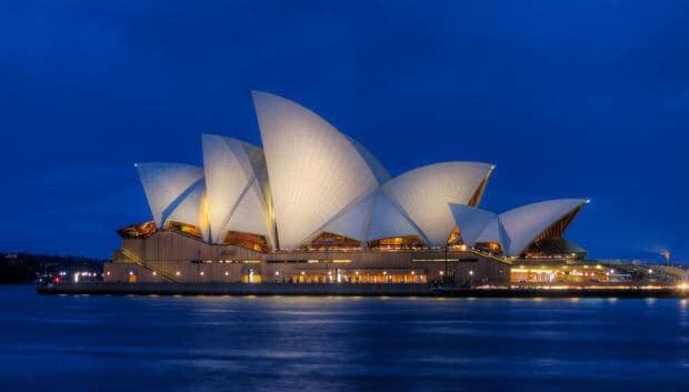 Sydney operahus