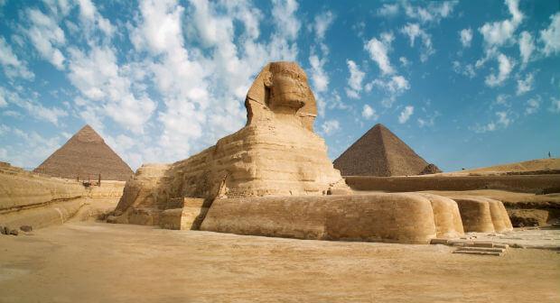 Att göra i Egypten