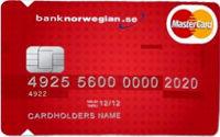 Norwegian bankomatkort