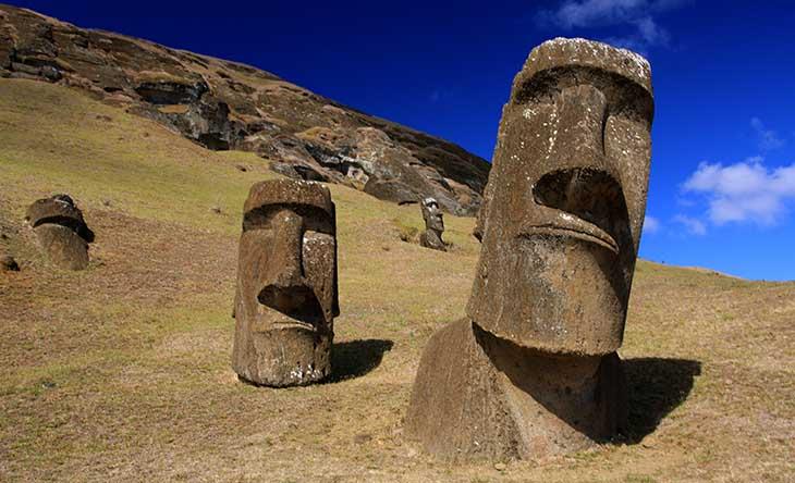 Påskön Rapa Nui