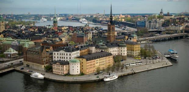 att göra stockholm vintertid