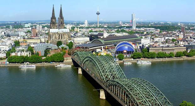 Köln sevärdheter