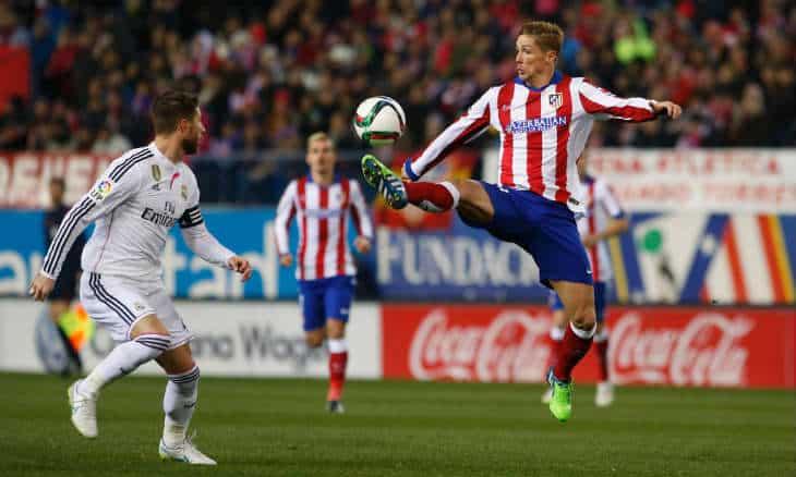 Madrid fotboll