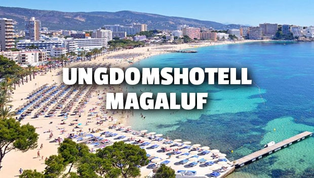 Magaluf ungdomshotell