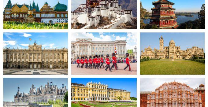 Palats i världen