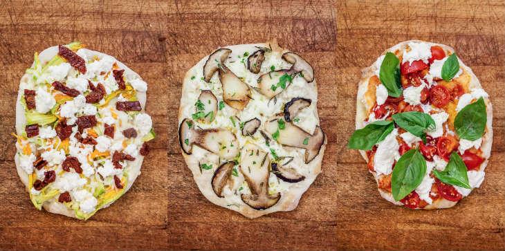 Pinsere-Roma pizza