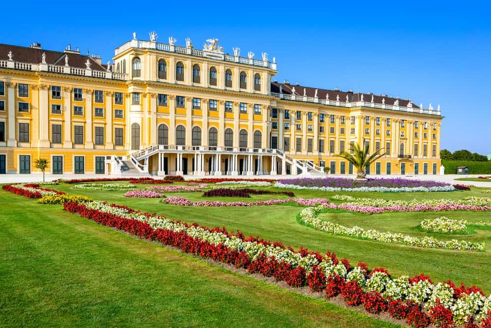 Schönbrunn Palace,
