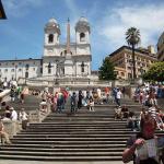 Spanska trappan rom