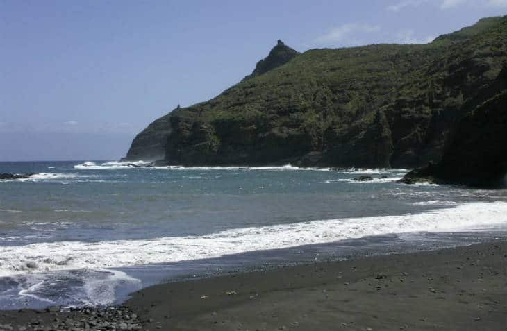 playa_caleta_la_gomera