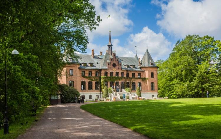 sofiero slott i helsingborg
