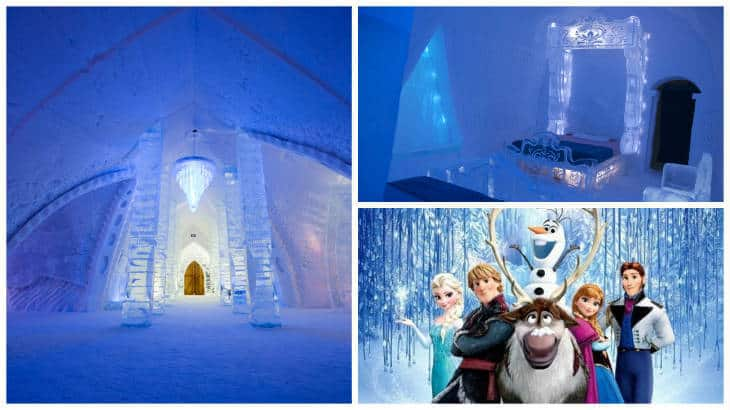 Frozen Hotell