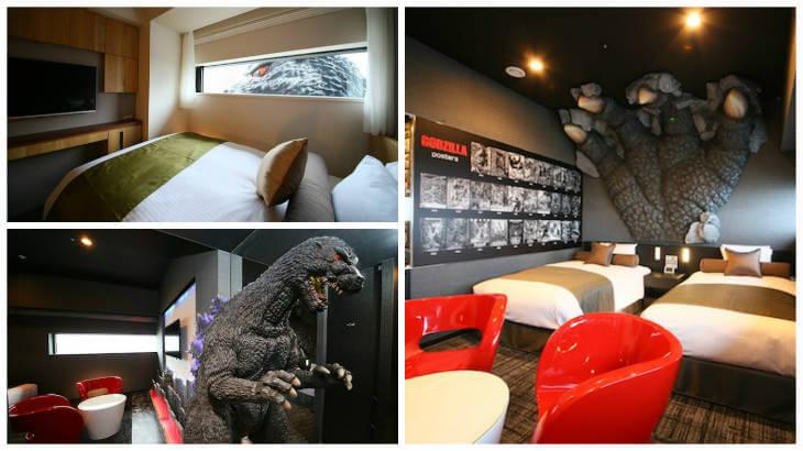 Godzilla Hotell