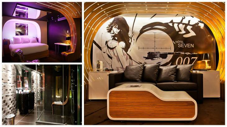 James Bond Hotell