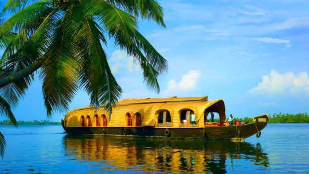 Kerala houseboat (1)
