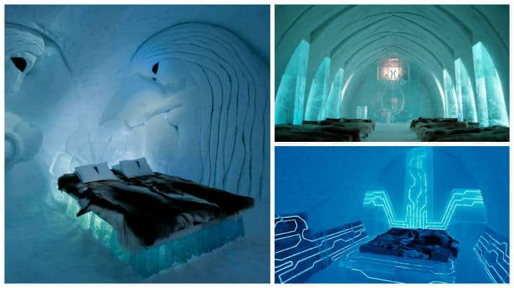 Tron Legacy Hotell