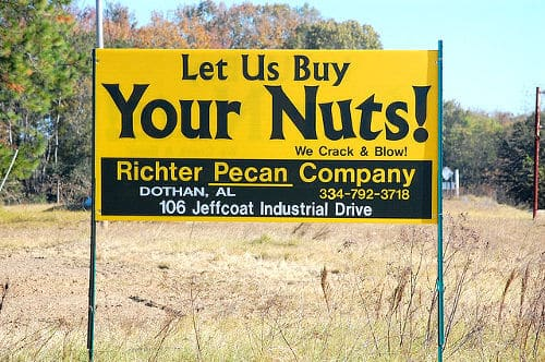 buy nuts