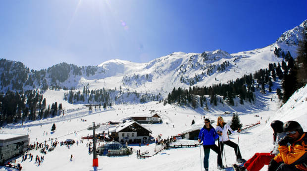 Alperna skidresa