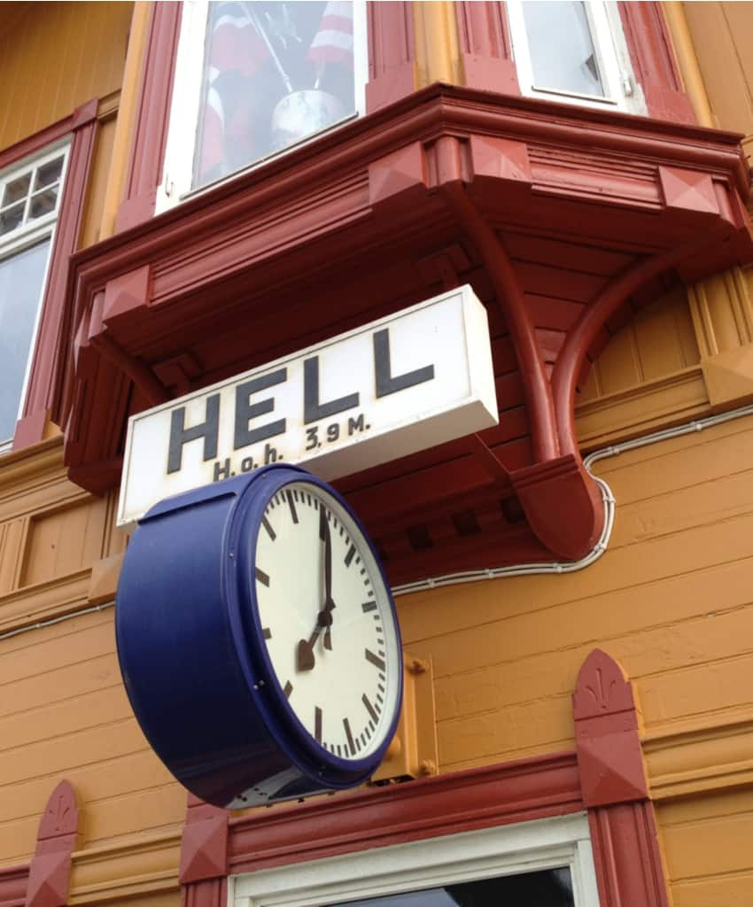 Hell i Norge