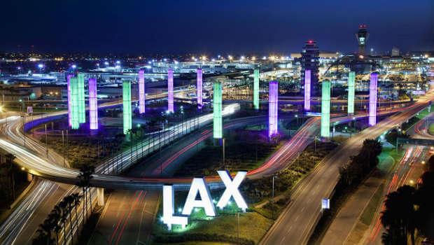 L.A.X flygplats